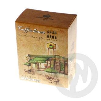 【Tourwoods】[博醫精品咖啡] 精選單品掛耳式沖泡咖啡~薇薇特南(果)10包入(瓜地馬拉雨林咖啡豆/濾泡式咖啡/100%研磨/水果甜酸味/單品/左娃咖啡館/韋韋特南戈/薇薇特南果)