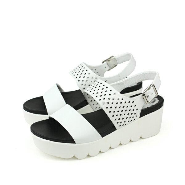 HUMAN PEACE 涼鞋 白 女款 no220