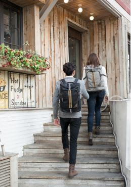 【加賀皮件】Targus Seoul系列 15.6吋 韓版 潮流 可插拉桿 筆電包 筆電後背包 後背包 TSB845