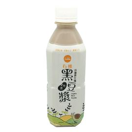有機台灣原生種黑豆漿 (12瓶)