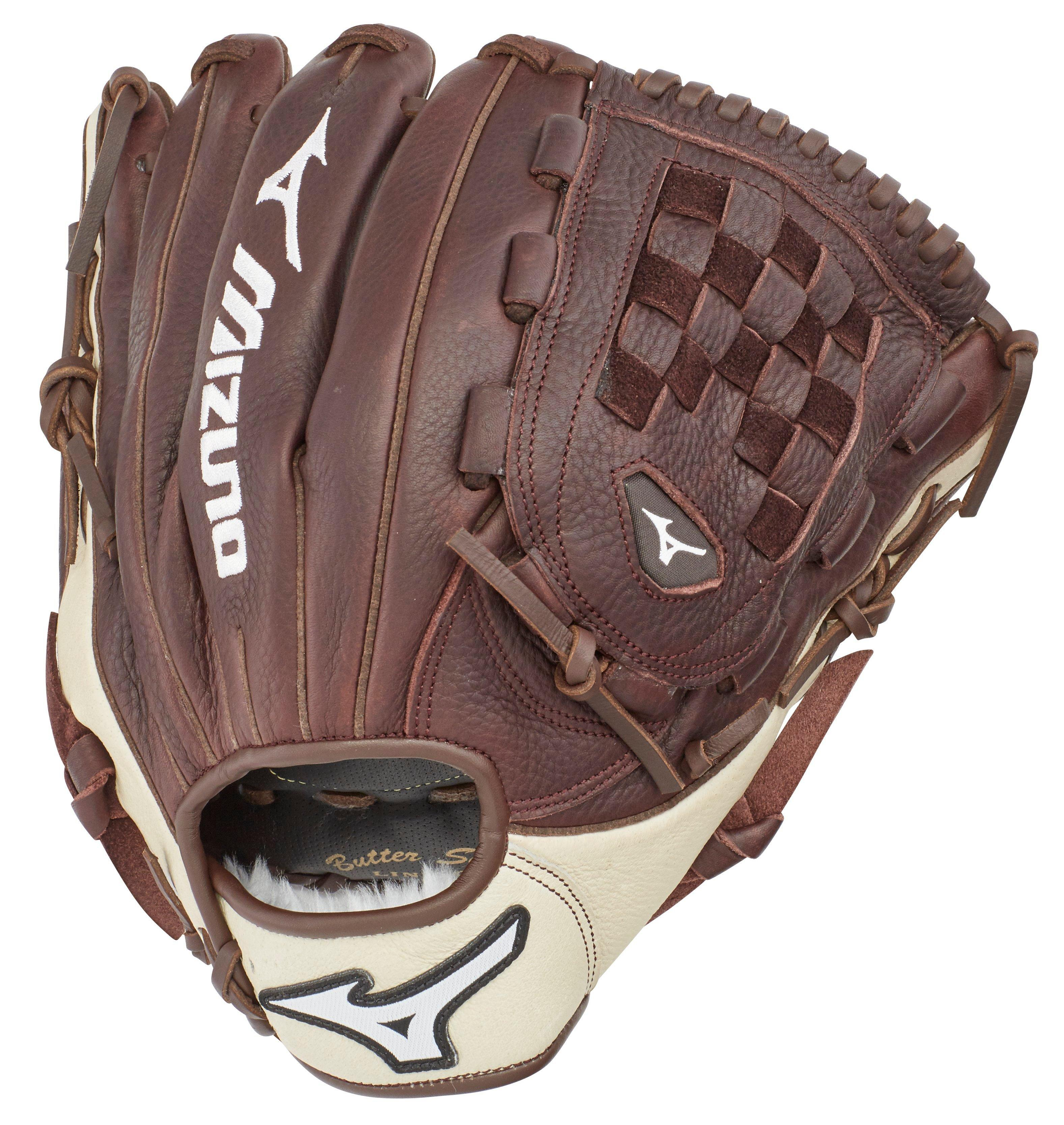 new style 8922d 9213f Mizuno Franchise Series Pitcher Outfield Baseball Glove 12