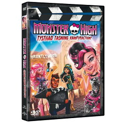 精靈高中:驚聲尖拍 MONSTER HIGH:FRIGHTS CAMERA ACTIOM (DVD)