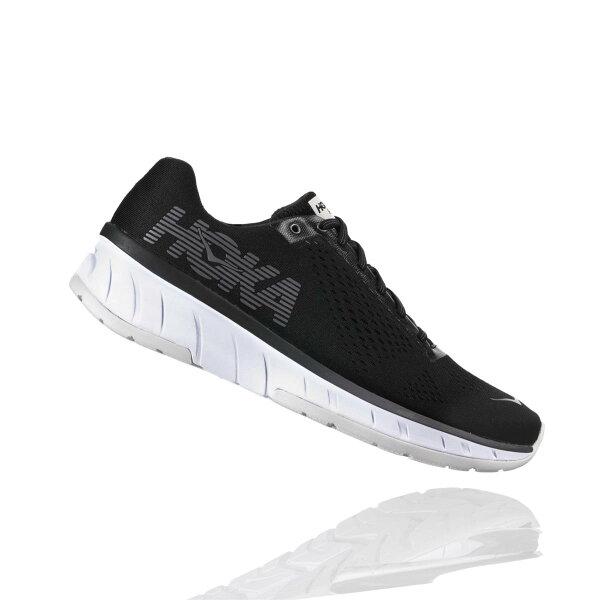 HOKAONEONECAVU✔送獎牌盒★男鞋(黑白)路跑鞋HO1019281BWHT【胖媛的店】