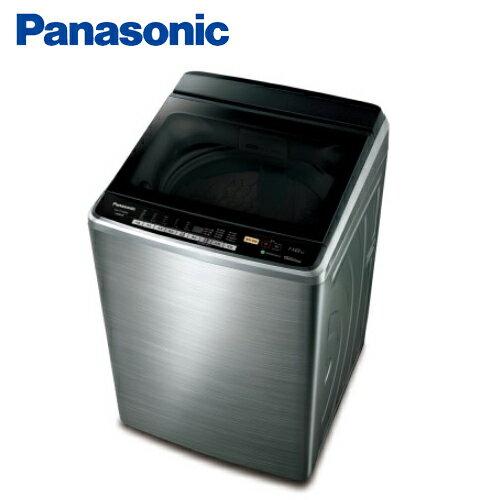 『Panasonic』☆國際牌 13公斤ECO NAVI不銹鋼變頻洗衣機 NA-V130DBS-S  **免運費+基本安裝+舊機回收**