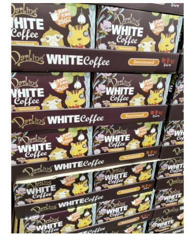親愛的白咖啡 三合一 30g x 80包 有糖咖啡 沖泡 隨身包 熱飲