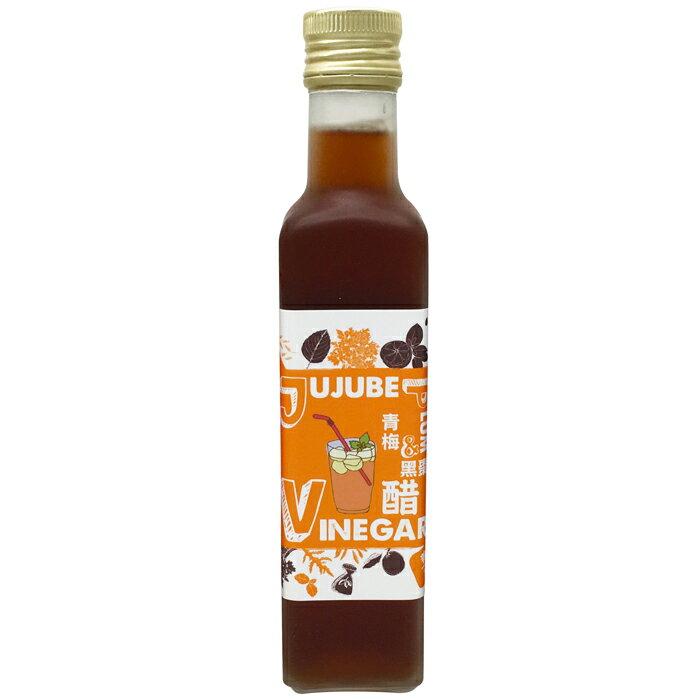 青梅黑棗醋250ML /  健康果醋 /  促進新陳代謝 /  天然釀造 3