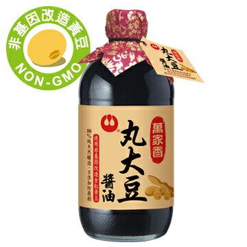 萬家香丸大豆醬油450ml