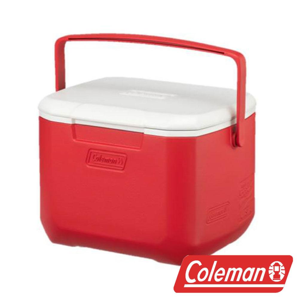 【美國Coleman】15L EXCURSION 美利紅冰箱 CM-27860 露營 保冷 保溫 冰桶