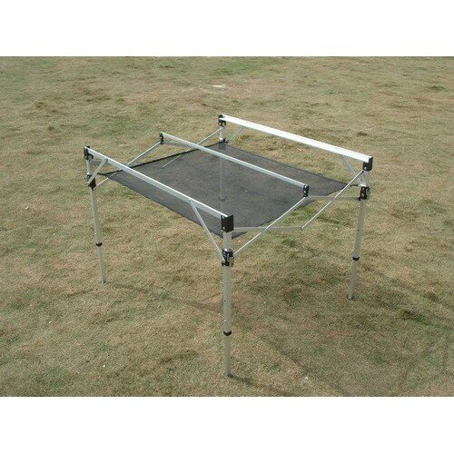【悠遊戶外】TAB-980H鋁合金蛋捲桌折疊桌下網 - 限時優惠好康折扣