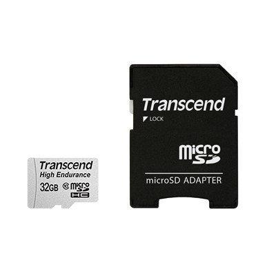 【新風尚潮流】 創見高耐用記憶卡 32G 32GB MLC-SD小卡 行車紀錄器錄影專用 TS32GUSDHC10V