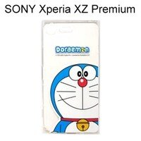小叮噹週邊商品推薦哆啦A夢空壓氣墊軟殼 [大臉] SONY Xperia XZ Premium XZP (5.5吋) 小叮噹【正版授權】