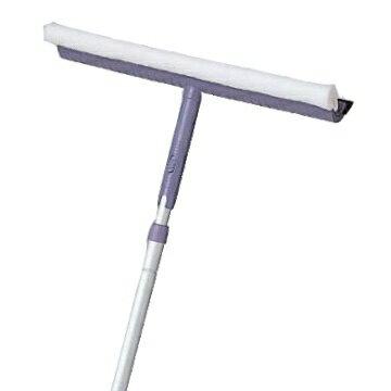 【HOME WORKING】TERAMOTO 伸縮鋁柄洗窗刷-36cm