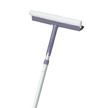 【HOME WORKING】TERAMOTO 伸縮鋁柄洗窗刷-24cm