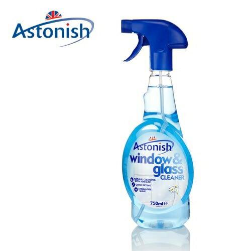 【HOME WORKING】英國Astonish 玻璃清潔劑(含醋)