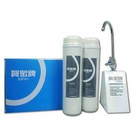 賀眾牌 居家淨水 銀添抗菌 淨水濾芯組 UF-107 含銀添活性碳