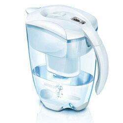 德國 BRITA ELEMARIS 艾利馬智慧型濾水壺3.5L 智慧型濾芯更換顯示器 免開蓋注水設計 內含一支濾芯