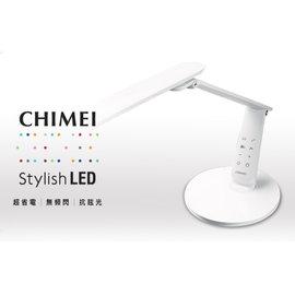 秀翔電器SS3C CHIMEI 奇美 LED護眼時尚檯燈 NU KELVIN KG280D / 省電/ 無頻閃/ 抗眩光