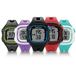 GARMIN Forerunner 15 三合一運動健身跑錶(現貨黑紅) ★支援心率感測器與步踏頻器