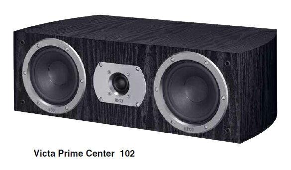 <br/><br/>  HECO 德國原裝進口喇叭 2音路低音反射式中置喇叭 Center 102<br/><br/>