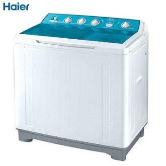 Haier 海爾 12公斤 雙槽半自動洗衣機 HWM150-0623S 封閉底臺結構,防鼠安全 透明上蓋,使用過程清晰可見