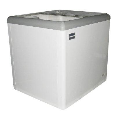 HiRON 海容 250公升 上掀式冷凍櫃 HSD-258 壁冷式聚冷系統冰箱,省電功率  活動腳輪、電源顯示燈、溫控旋鈕器