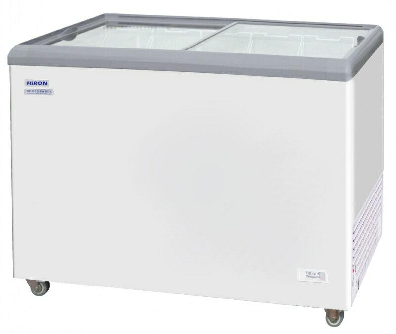 <br/><br/>  HiRON 海容 390公升 玻璃推拉冷凍櫃 HSD-458<br/><br/>