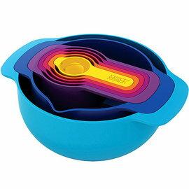 JOSEPH Nest 量杯打蛋盆7件組 ★ 英國設計餐廚 時尚創意實用