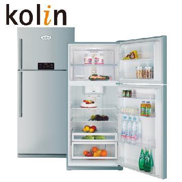 歌林 KOLIN 513L 雙門風扇電子溫控式電冰箱 KR-25101-DS 馬達、壓縮機三年保固