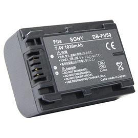 Kamera 佳美能 SONY NP-FV50 單眼/攝影機電池 日本進口蕊心,外銷世界各地