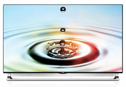 ☆福利品優惠出清☆ LG 樂金 55吋 55LA970T ULTRA HD 液晶電視  引領4K 極致呈現