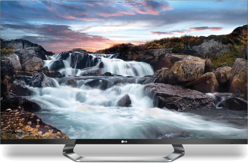 展示機出清!!  LG 55LM7600 55吋3D智慧型LED液晶電視 無邊框劇院