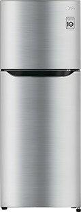 LG 186公升 上下門冰箱 GN-L235SV 精緻銀 ~ Smart 變頻 一級節能 壓縮機十年保
