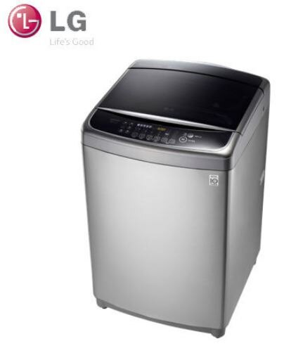 LG 蒸善美系列 19公斤 直立變頻洗衣機 WT-SD193HVG 不鏽鋼銀