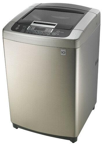 LG WT-D150GG 15KG不鏽鋼單槽洗衣機 I-sensor超感應,洗劑不殘留