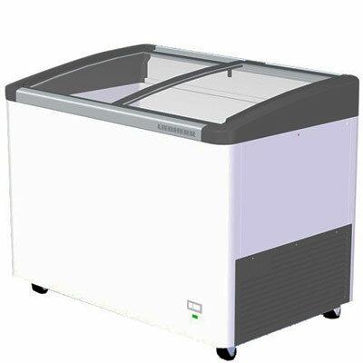 <br/><br/>  德國利勃 LIEBHERR 270公升 弧型玻璃推拉冷凍櫃 EFI-2753 (附LED燈)<br/><br/>
