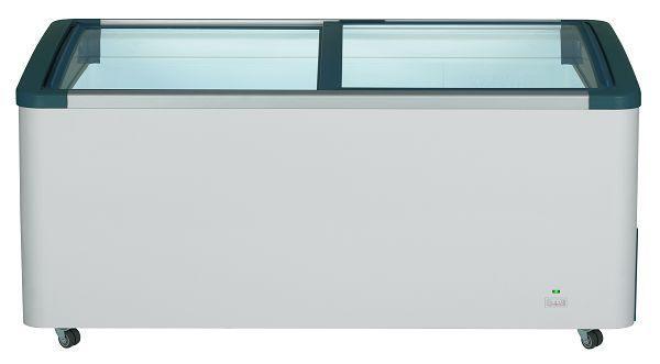 <br/><br/>  德國利勃 LIEBHERR 554公升 弧型玻璃推拉冷凍櫃 EFI-5553 (附LED燈)<br/><br/>