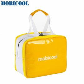 瑞典 MOBICOOL 義大利原創設計 ICECUBE S 保溫保冷輕攜袋(黃色)