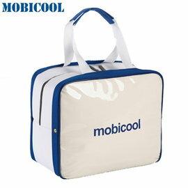瑞典 MOBICOOL 義大利原創設計 ICECUBE M 保溫保冷輕攜袋(白色)