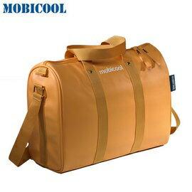 瑞典 MOBICOOL 義大利原創設計 ICON 10 保溫保冷輕攜袋(黃色)