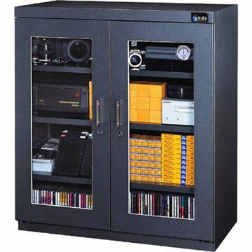 防潮家 365公升防潮箱 D-306C 厚鋼櫃體、層板堅固耐用