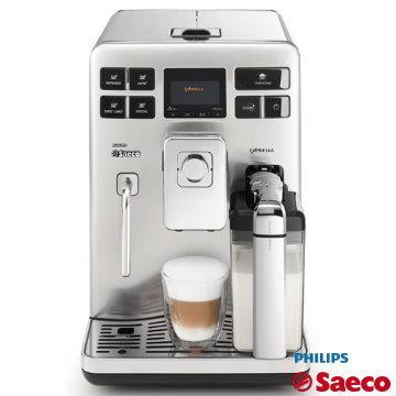 PHILIPS 飛利浦 Saeco Exprelia全自動義式不鏽鋼咖啡機 HD8856 ★2014/8/8前滿額回函贈