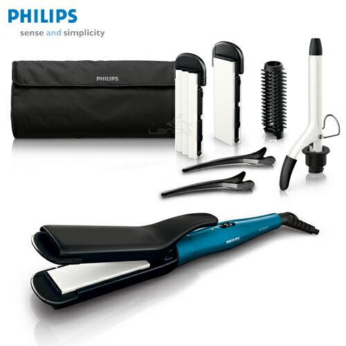 PHILIPS 飛利浦 六合一多功能沙龍美髮造型器 HP8698 ★2014/8/8前滿額回函贈