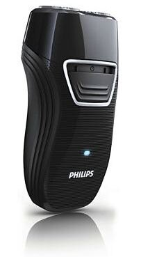 PHILIPS 飛利浦 雙刀頭充電式電鬍刀 PQ215