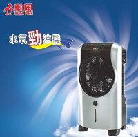 夏日涼一夏推薦勳風 微電腦活氧降溫冰涼扇旗艦版 冰霧水冷氣 水冷扇 冰涼扇 電扇 降溫扇 HF-5098HC
