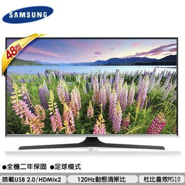 SAMSUNG 三星 48吋 LED 液晶電視 UA48J5100AWXZW  UA48J5100 48J5100