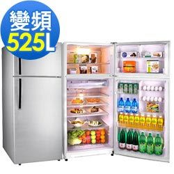 TECO東元 525公升變頻雙門電冰箱 R5364XS DC變頻控制 /MIT台灣製造