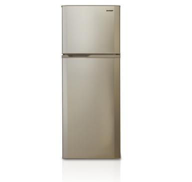 SHARP 夏普 310L 新環保冷媒R314a 雙門冰箱 SJ-E31T-S 雅致銀
