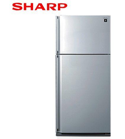 SHARP 夏普 541公升雙門環保冰箱 SJ-SC54V-SL