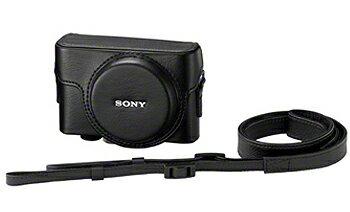 SONY LCJ-RXA/B RX100 專用經典相機包 適用於 DSC-RX100 數位相機 可連接三腳架一起使用