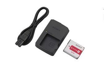 SONY NP-FG1 數位相機專用超值配件組 ACC-CSFG 內含G型智慧型充電電池 專用電池充電器